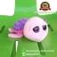 ตุ๊กตา เต่า TY สีชมพู หลังกุหลาบ 17 CM [TY Inc] thumbnail 2