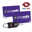 PACSAFE | Prosafe 750 TSA accepted key-card lock thumbnail 1