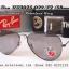 RayBan Aviator RB3025 029/P2 (เลนส์เทา Polarized) thumbnail 1