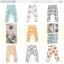 Baby Touch กางเกงเด็ก Pattern Pastel (Pants - PP) thumbnail 1
