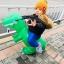 Baby Touch ของเล่นเด็ก กิจกรรมมหาสนุก ชุดไดโนเสาร์เป่าลม (TAB1-4) thumbnail 1