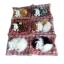 ตุ๊กตาแมวเหมือนจริงนอนหลับ สีเหลืองดำ 14x17 CM thumbnail 10