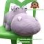 ตุ๊กตาฮิปโปสีเทา 20 นิ้ว [Anee Park] thumbnail 2