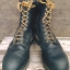 Red wing 2218 logger boot size12E