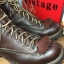 Wesco Jobmaster Work Boots size 9E Made in U.S.A ขายขาดทุนครับ 13500 thumbnail 6