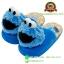 รองเท้าคุ๊กกี้มอนสเตอร์หัวโผล่ พื้นหนา [Sesame Street] thumbnail 1