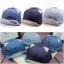 Baby Touch หมวกเด็ก พรีเมี่ยม แก๊ปยีนส์ แมวมีหู (Hat - BAA) thumbnail 1