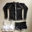 [พร้อมส่ง]ชุดว่ายน้ำแขนยาว เซ็ต 3 ชิ้น สีขาว-ดำ (บรา+กางเกงขาสั้น+เสื้อแขนยาว) thumbnail 13