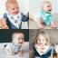 Baby Touch ผ้ากันเปื้อนเด็ก เซตผ้าพันคอ4ผืน รุ่นพรีเมียม (Bibs - BSP) thumbnail 1