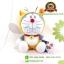 ตุ๊กตาโดเรม่อน 12 นักษัตร ท่านั่งปีเสือ 7 นิ้ว [Fujiko Pro] thumbnail 1