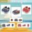 Baby Touch รองเท้าหัดเดิน โบ้ทชูส์ (Shoes - FB2) thumbnail 1