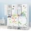 ตู้เสื้อผ้าเด็กพลาสติก DIY ลายแมวโทโทโร่ Totoro 12 ช่อง thumbnail 1