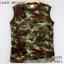 เสื้อแขนกุดลายทหาร พรางดิจิตอลtkเขียว thumbnail 1