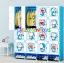 ตู้เสื้อผ้าเด็กพลาสติก DIY ลายโดราเอม่อน Doraemon thumbnail 1