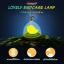 Lovely Birdcage Lamp โคมไฟกรงนก เปิดปิดระบบสัมผัส สีฟ้า thumbnail 2