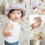Baby Touch หมวกเด็ก ปีกรอบลายบอลลูน (Hat - DC) thumbnail 2