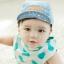 Baby Touch หมวกเด็ก แก๊ปหนวดส้ม (Hat - AD) thumbnail 2