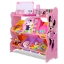 ชั้นวางของเล่นเด็ก มินนี่ เมาส์ Minnie Mouse Keeping Toys สีชมพู thumbnail 1