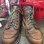 RED WING 1907 size 8D thumbnail 1