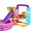Mini Playground Set สไลเดอร์แพนด้า 3 อิน 1 สำหรับเด็ก thumbnail 1