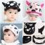 Baby Touch หมวกเด็ก พรีเมี่ยม แก๊ปวัวจุด (Hat - BH) thumbnail 1