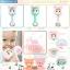 Baby Touch ของเล่นเด็ก ตุ๊กตากล่อมเด็ก ชุดหมีแสงเพชร (TEB1-3) thumbnail 1