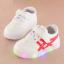 Baby Touch รองเท้าเด็ก รองเท้าไฟกระพริบ โอนิซึกะ(Shoes - FLO1) thumbnail 6