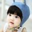 Baby Touch หมวกผูกปิดหู กระต่ายน้อย ( Hat-EB ) thumbnail 3