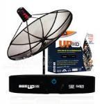 ชุดจานดาวเทียม IPM C Band 1.5 IPM UP HD ราคา 2,500 บาท พร้อมติดตั้ง 3,500 บาท รับประกัน 1 ปี