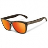 Oakley Frogskins : Fall Out Collection - Bronze Decay / Ruby Iridium Lens