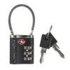 EAGLE CREEK | Cable TSA Lock® - Graphite