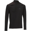 Wed'ze Men's Base layer II - Black