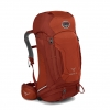 Osprey Kestrel 48L for Men - Dragon Red
