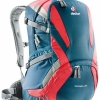 DEUTER Futura 22 arctic-fire (blue-red)