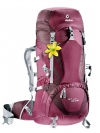 DEUTER ACT LITE 35 + 10 SL blackberry-aubergine (purple)