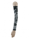 The North Face NO HANDS ARM WARMERS - Asphalt Grey Reptile