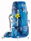 DEUTER ACT LITE 35 + 10 SL steel-navy (blue)