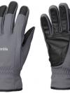 Columbia Men's Northport™ Insulated Softshell Glove - Graphite