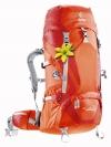 DEUTER ACT LITE 35 + 10 SL papaya-lava (orange)