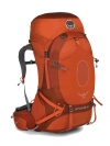 Osprey Atmos AG 65 L for Men - Red