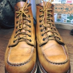 48. RED WING 875 made in USA size 8.5E