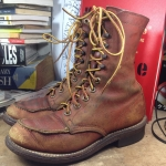 "RED WING "" TUFFY """