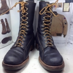 RED WING LINE MAN ปี 1970 size 7.5