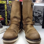 REDWING Red Wing 2982 Engineer Boots US6D