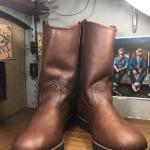 Field &Stream boot made in USA size11/3E ใหม่ๆเบาๆ ใส่สบายมากๆหนังสวยนิ่ม