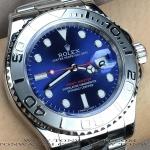 ROLEX YACHT MASTER BLUE 5A