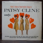 Patsy Cline - That's How A Heartache Begins รหัส19459vn49