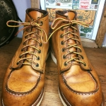 33. Vintage RED WING 875 made in USA size 7.E
