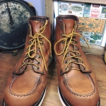 73. Vintage RED WING 875 เบอร์9.5E
