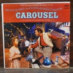 The Carousel Waltz by Rodgers & Hammerstein on 1958 Stereo Capitol LP รหัส19459vn43
